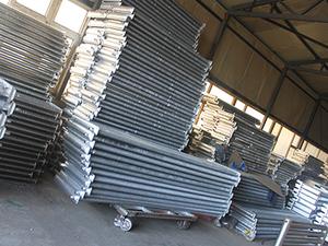 工业翅片管散热器